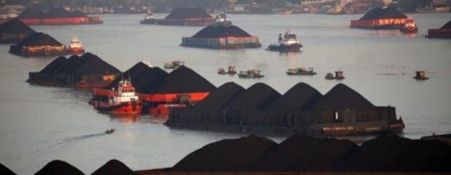 Indonesia sets August coal benchmark price 13.6% higher to decade-high